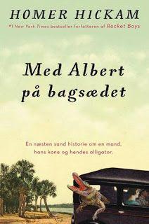 Bognørden: Med Albert på bagsædet