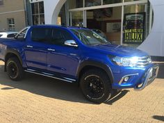 New Toyota – Hilux Double Cab Auto – julio bonich – Join the world of pin Toyota 4x4, Toyota Hilux, Hilux 2016, Army Vehicles, Jeep 4x4, Commercial Vehicle, My Ride, Motor Car, Cars And Motorcycles