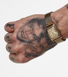 Jeweled Wrist Watch