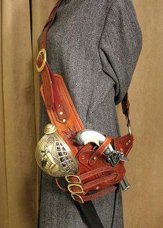 Tudor Rose Leather Workshop   Scabbards, Holsters, & Gear
