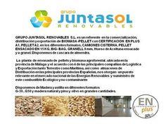 Fabricantes de pellet en Andalucia