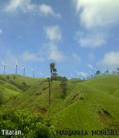 Proyecto energía eólica, Tilarán