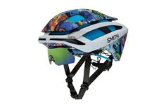 First Look: Smith Olympic Collection  http://www.bicycling.com/bikes-gear/previews/first-look-smith-olympic-collection