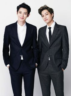 EXO | KAI AND CHANYEOL