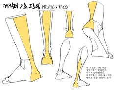 Back end of foot and lower leg Leg Reference, Body Reference Drawing, Anatomy Reference, Art Reference Poses, Feet Drawing, Body Drawing, Drawing Poses, Drawing Tips, Drawing Tutorials