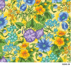 RTC Fabrics Secret Garden 100 cotton fabric by BlueCraneQuiltShop, $8.00