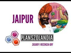 Planszolandia: Wideo recenzja i zasady gry Jaipur # 83