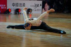 #string #man #dancer