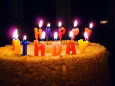 so blow out the candles... by Sagar Nana