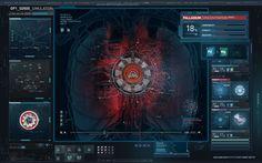 Prologue - Ironman - Interface design