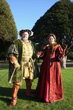 Tudor costuming