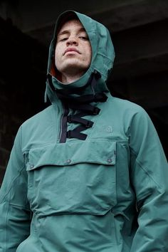 The North Face's Black Series Collection Is Now Available The North Face Releases Black Label Series Tech Shelter Jacket Mens Fashion Outerwear Coldweather Sport Fashion, Mens Fashion, Cheap Fashion, Fashion Trends, The North Face, North Faces, Cool Outfits For Men, Fashionable Outfits, Casual Outfits