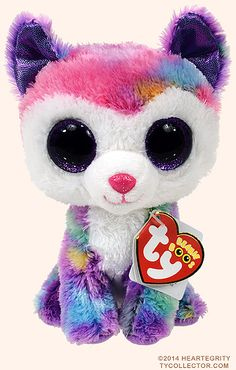 New TY Beanie Boos Cute Twigs the pink giraffe Plush Toys Ty Plush Animals Big Eyes Eyed Stuffed Animal Soft Toys for Kids Gifts Ty Beanie Boos, Beanie Boo Dogs, Ty Boos, Beanie Babies, Ty Animals, Ty Stuffed Animals, Plush Animals, Ty Teddies, Ty Peluche
