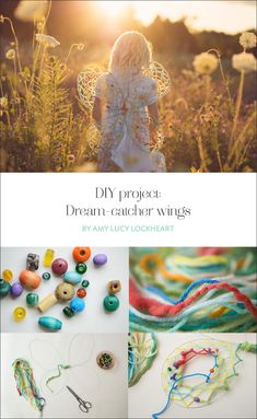 Make these beautiful wings your next DIY project, then be sure to have your camera close by to capture magical images of childhood at its best.