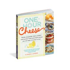 One-Hour Cheese Cookbook
