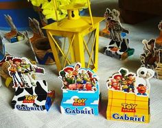 Embalagens p/ Chocolate Wafer Toy Story