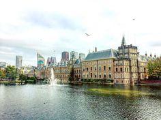 Oh oh Den Haag  #cityscenes #parliament #thehague #buitenhof #netherlands #homesweethome #travelgram