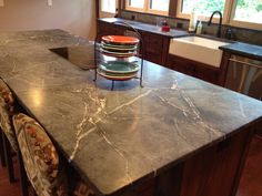 Remodel Kitchen Design With Soapstone Countertops Cost Plus Modern Furniture Interior How Much Is