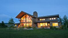 SOLD IN 2015 || 4 Bedrooms, 4.5 Bathrooms ||  Short Term Rentals Allowed || 360 Degree Views of the Teton Range || Sold for $3,350,000 || MLS #14-1578 || Jackson Hole, Wyoming.