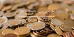What is a relationship between sentiment analysis API and finance?
