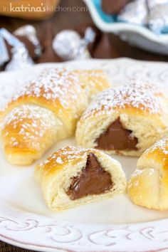 Kiss Crescents Recipe- make your morning awesome!