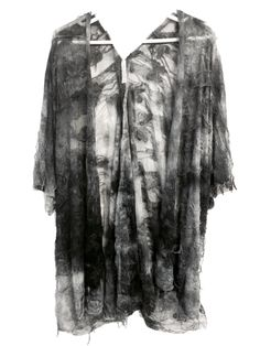 ellemairco — Trouble Maker Tattered Kimono MIDNIGHT  I have this ~ Love it... Nicer then picture!!