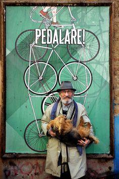 Verde Relativo in strada!foto: Luca Sgamellotti
