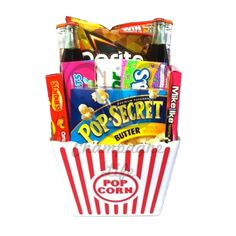 The gluten free gourmet snacks gift basket is available for same the movie night gift basket box is available for same day delivery in las vegas nv the perfect housewarming gift basket filled doritos old fashioned soda negle Choice Image