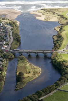 ~Bridge of Don, Aberdeen, Scotland~ #Scotland.