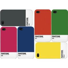 Pantone Universe iPhone 4 and 4S Protective Phone Case Lead 418C: Amazon.co.uk: Kitchen & Home