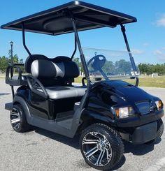 new batteries 2013 Club Car Precedent 48 volt Golf Cart for sale Gas Golf Carts, Golf Carts For Sale, Yamaha Golf Carts, Golf Cart Body Kits, Best Golf Cart, Golf Cart Bodies, Tyre Brands, Golf Cart Batteries, Beach Buggy