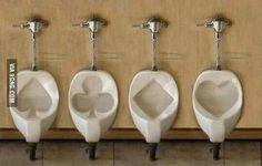 A Royal flush.
