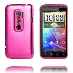 Evo 3D Guard (Rosa) HTC Evo 3D-Skydd