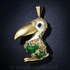 Dodo Pird Pin… or a Jayhawk on St. Patricks day