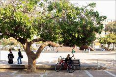 Tel Aviv, Kikar Rabin by schlijper, via Flickr