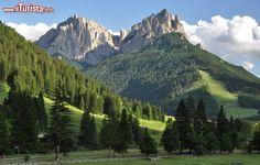 Cima 11 e cima 12 in Val di Fassa ...