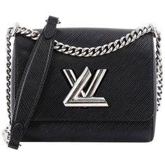 6ee0134feba7 Preowned Louis Vuitton Twist Handbag Epi Leather Pm (€2.120) ❤ liked on  Polyvore