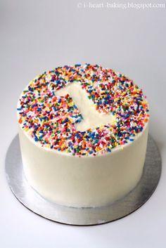 Rainbow 1st Birthday
