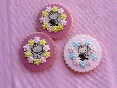 Galletas de Hello Kitty para las niñas y las no tan niñas de la casa