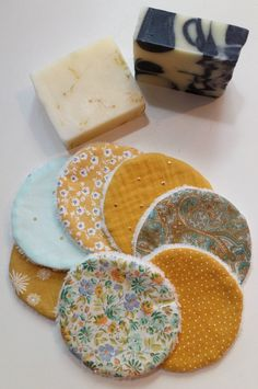 Menstrual Pads, Easy Sewing Patterns, Sephora, Sewing Projects, Homemade, Tableware, Gifts, Diy, Handmade Soaps