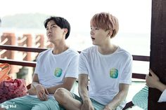[Interview/Trans] [STARCAST] wow~ its summer! BTS's early summer vacation in Kota Kinabalu! [150709]