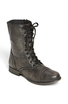 Total fave. Steve Madden 'Troopa' Boot.