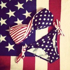 stay true to the red white & blue