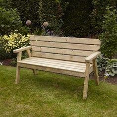 Dawlish 2 Seater Bench Garden Furniture for sale