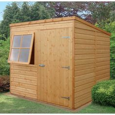 buy fairwood pent roof garden shed 7 x from our sheds buildings range today from george at asda