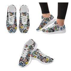 Sneakers, Creations, Sweatshirt, Slip On, Shopping, Shoes, Art, Fashion, Purse
