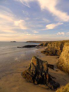 Gwithian Beach Cornwall