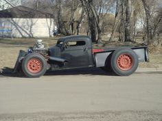 """Lets see the trucks!!! - Page 4 - KillBillet.com """"The Rat Rod Forum Dedicated to fun, low budget, traditional, rusty, patina Rat Rods, Rat Rod Cars, Rat Rod Trucks, Rat Rod Bikes and Old School Hot Rods built with junk yard parts."""""""