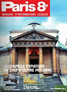 Paris 8e - N°24 - Février 2011 - A lire sur : http://fr.calameo.com/read/000536966a24d2fc349d6