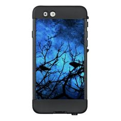 Shop Attempted Murder: Crows, Blue Skies LifeProof iPhone Case created by Personalize it with photos & text or purchase as is! Ipod Touch Cases, Finger Print Scanner, Back Camera, Cool Cases, Cell Phone Holder, Iphone 6 Cases, Blue Skies, Crows, Apple Iphone 6